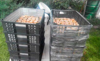 Сушилка для фруктов из ящиков